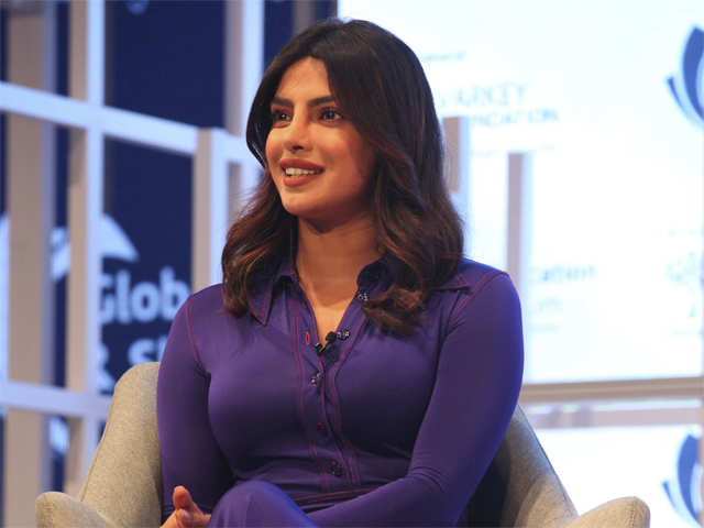 After wooing international audiences, Priyanka Chopra is set for her India return with 'Bharat'