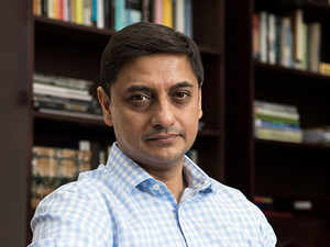 Cash crunch: Unusual demand but nothing to panic about, says Finmin advisor Sanjeev Sanyal
