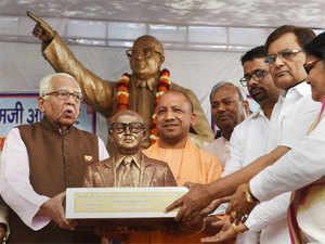 Ram Naik and Yogi Adityanath