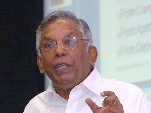 Family not first: When MV Subbiah was 'demoted' in the interest of Murugappa business