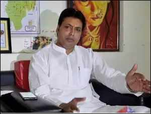 Tripura CM Biplab Deb: Internet existed in the days of Mahabharata
