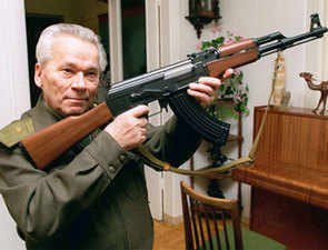 Gunning for a legacy! What you need to know about Russia's famous AK-47 rifles