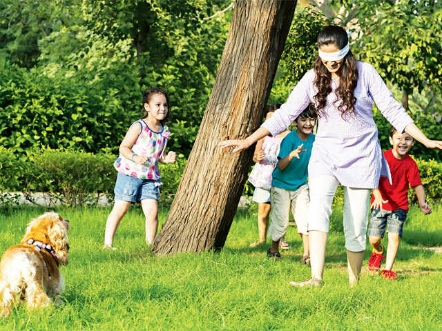 Soak up the summer sun: Treat your children to an impromptu holiday