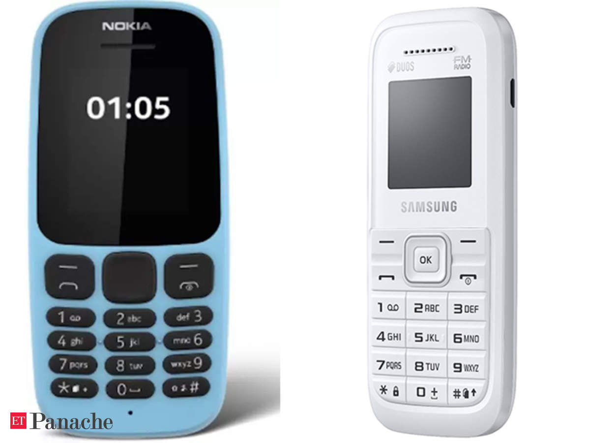 Best Feature Phones: Want to ditch the smartphone? Try feature phones like  Samsung Guru, Nokia 105