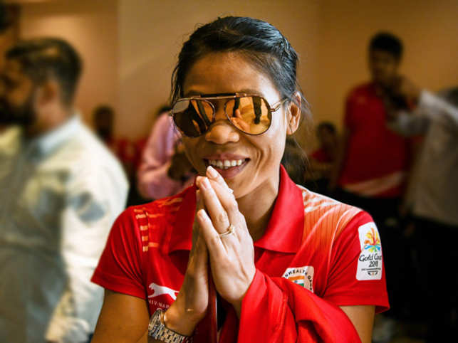 Commonwealth Games 2018: Questioned about her age, Mary Kom gives fitting reply