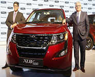 Mahindra launches new XUV500 from Rs 12.32 lakh