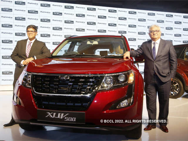 Mahindra Xuv500 Launched Mahindra Launches New Xuv500 Price Starts