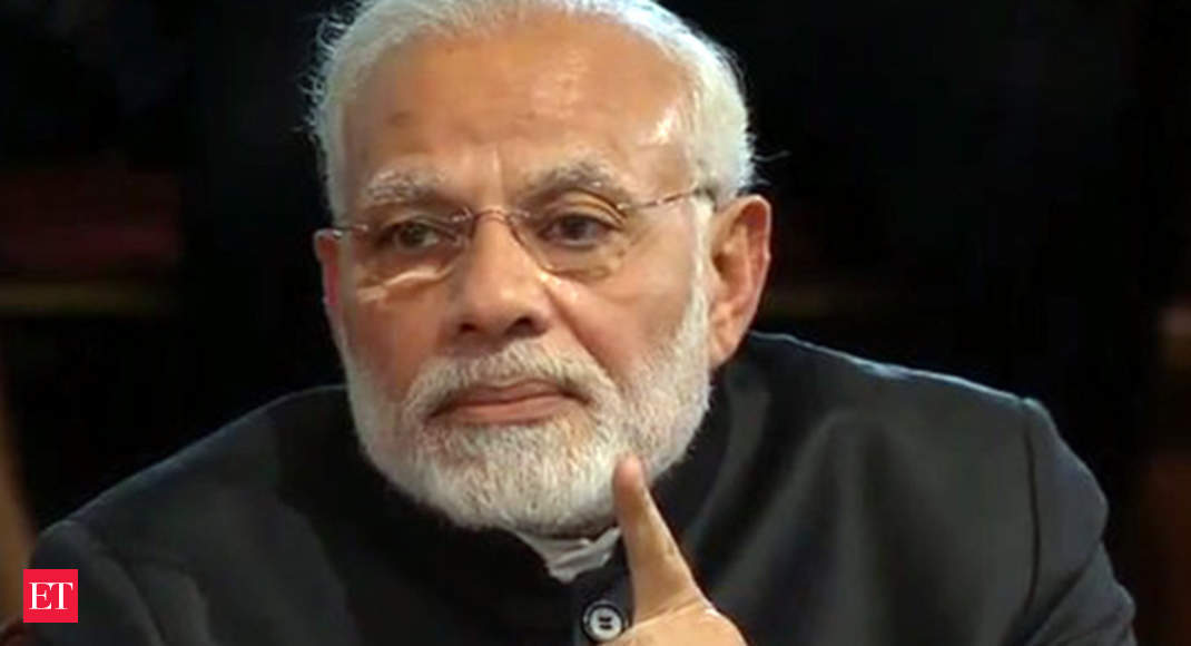 Modi knows how to respond to those who backstab India: PM ...