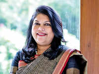 When Falguni Nayar's first boss lugged her bags on official tour