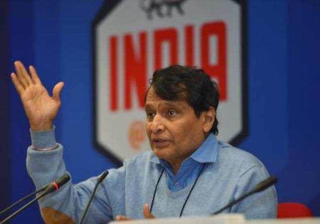 Prabhu promises exporters to take up GST refund issue
