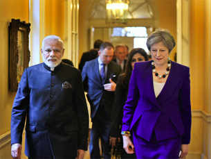 PM Modi on Sweden, UK, Germany tour