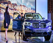 BMW launches all-new X3 from Rs 49.99 lakh