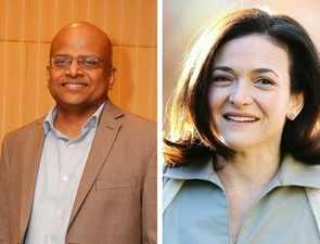 Adobe India MD Shanmugh Natarajan takes a leaf out of Sheryl Sandberg's 'Lean In'