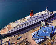 Dubai's floating hotel Queen Elizabeth 2 reopens