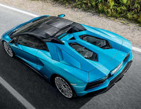 At $460,247, Lamborghini's 2018 Aventador S Roadster is messy, angry, passionate, & disinclined to obey