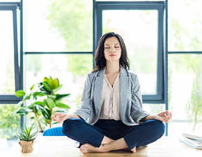 Work-pressure making you anxious? Just a single session of meditation can lead to quiet mind, happy heart