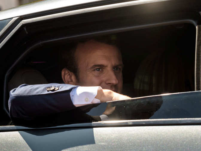 Can Emmanuel Macron's White House visit save the Iran deal?