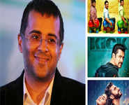 Every time Chetan Bhagat made it to Bollywood