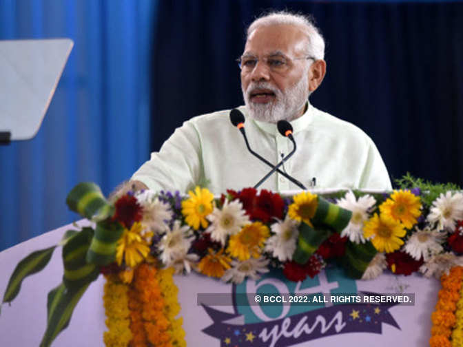 Work together to mitigate climate change menace: Modi