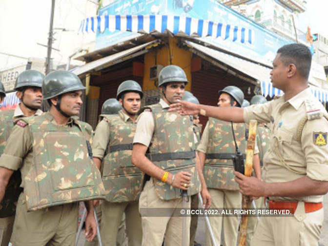MHA needs Rs 3,50,000 cr for internal security, border guarding in 2020-25