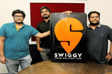 DST Global in talks to invest in Swiggy