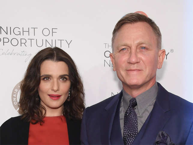 Rachel Weisz confirms she's expecting first child with husband Daniel Craig