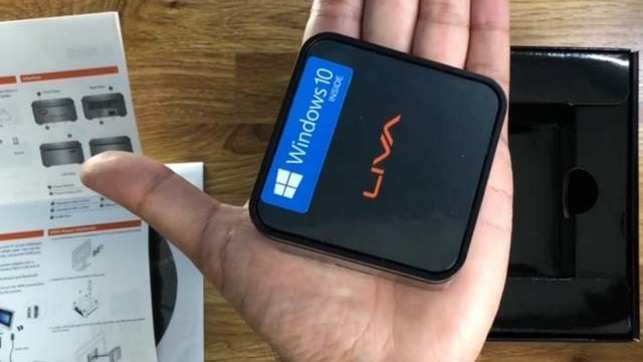 ECS Liva Q: World's smallest 4K computer will fit in your palm