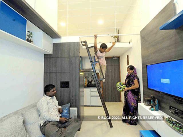 mumbai: When living life pint size in Mumbai, tiny doesn\'t equal ...