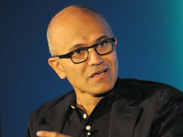 Satya Nadella takes his leadership lessons from Nancy Koehn's book 'Forged in Crisis'