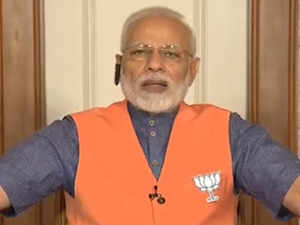 Karnataka election 2018: PM Modi addresses BJP workers, accuses Cong of tardy progress of state