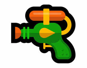 Microsoft follows Google, Facebook; swaps pistol emoji with water gun