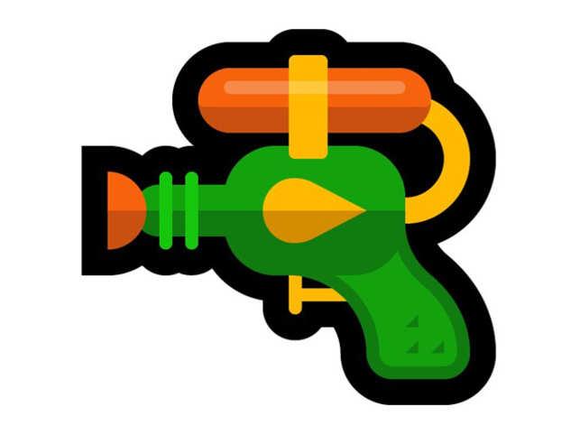 Microsoft Follows Google Facebook Swaps Pistol Emoji With Water