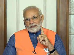 Congress spreading lies using foreign agencies: Modi