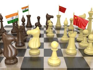 India-China thinkstocks