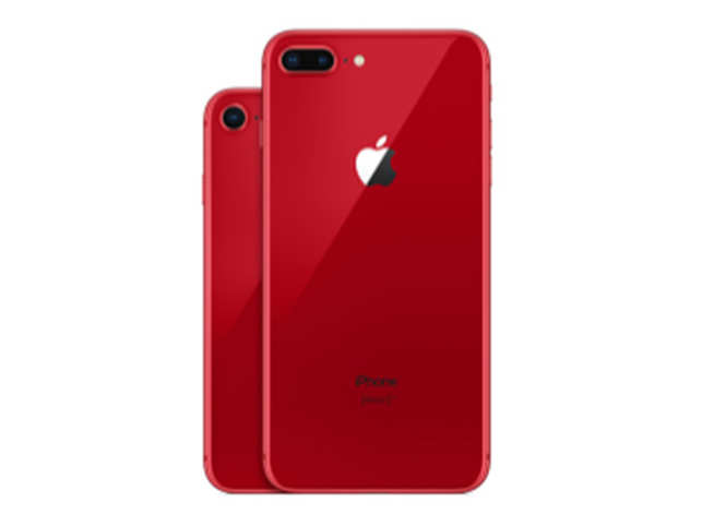 iphone 8 red apple s red iphone 8 8 plus now in india from rs