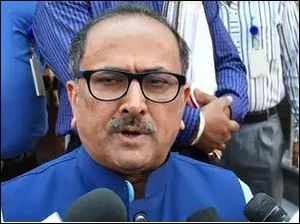BJP's Nirmal Singh has quit as the deputy chief minister of Jammu and Kashmir