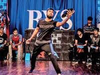 Krumping: The LA dance craze that has Bengaluru grooving