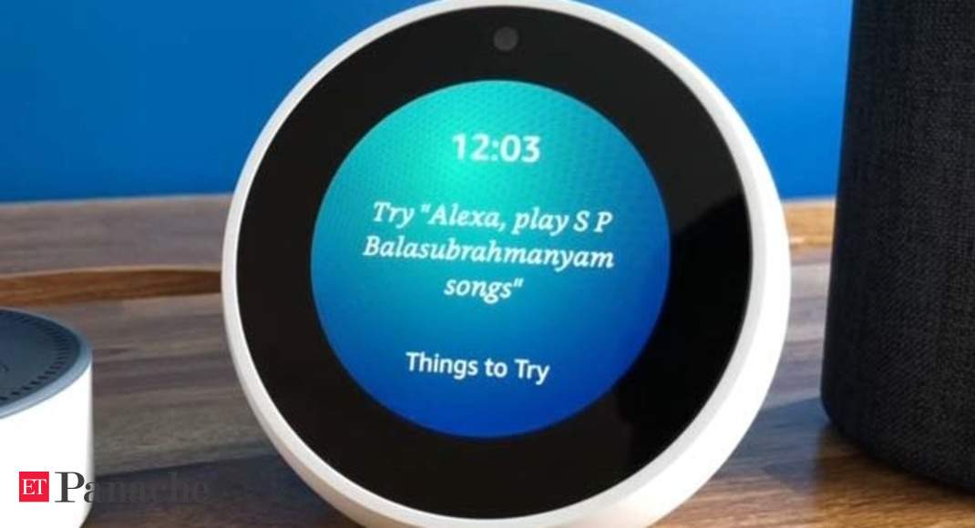 Unboxing the Amazon Echo Spot: Master the smart speaker with a 2 5-inch  screen