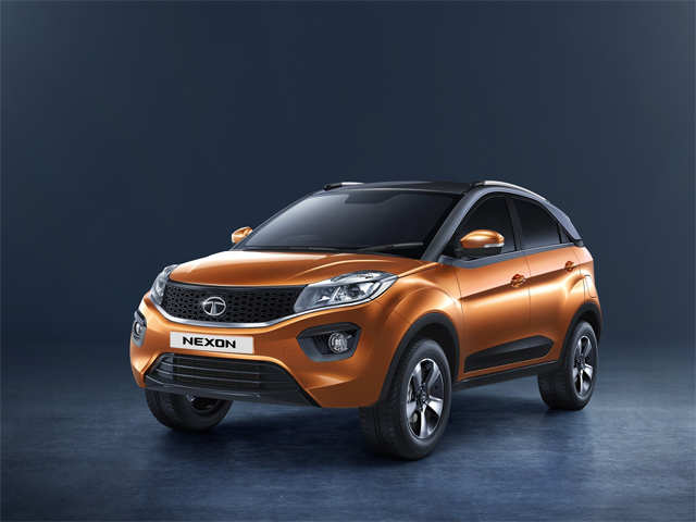 Tata Motors launches automatic version of compact SUV Nexon, starting at Rs 9.41 lakh