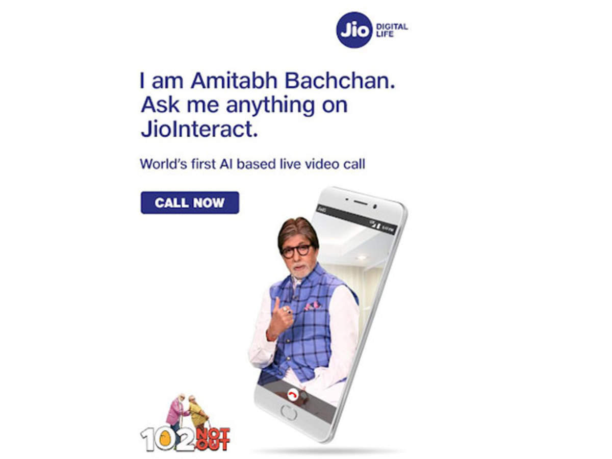 JioInteract: Reliance Jio launches AI based brand engagement