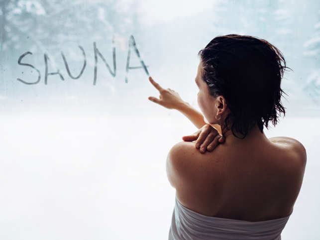 Sauna use related female sex drive