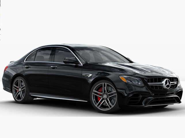 Mercedes-Benz AMG E-63 S launched in India at Rs 1.05 crore