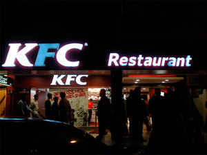 Kfc Snacking Delivery Helped Growth In India Yum Ceo The