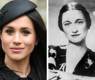 From Meghan Markle To Wallis Simpson: Divorcées Who Became Royals