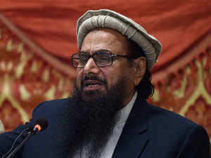 Hafiz Saeed moves Pak court against withdrawal of his security