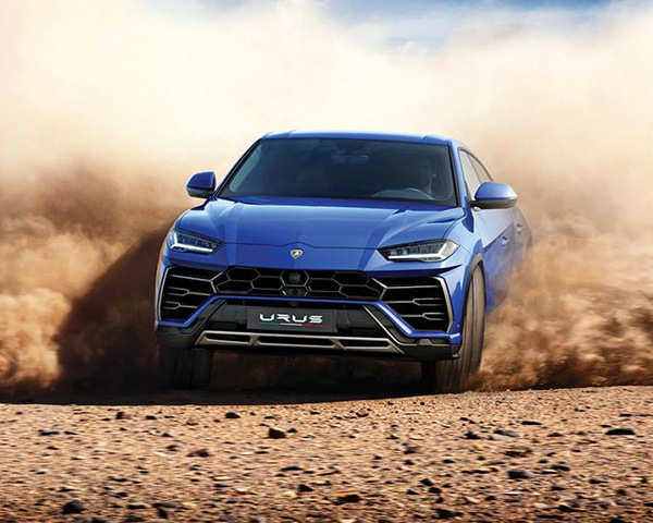 Autocar Show: Lamborghini Urus First Drive Review | The Economic Times  Video | ET Tv