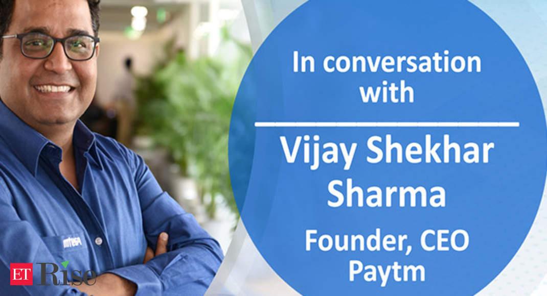 Watch: Vijay Shekhar Sharma on Paytm's new business plans