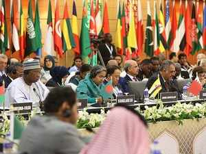 Islamic countries call Rohingya crisis 'ethnic cleansing'