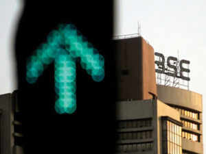 Watch: Sensex soars 293 pts, Nifty50 ends above 10,700