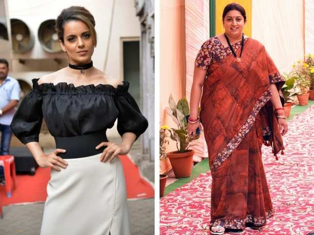 Kangana Ranaut to debut, Smriti Irani to lead Indian contingent at Cannes 2018